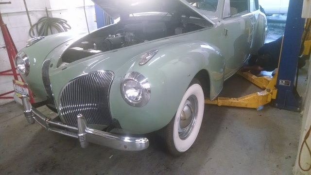 1941 Lincoln Continental Pictures Cargurus