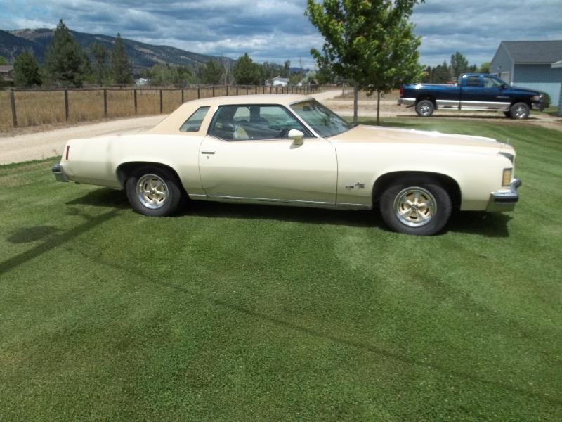 1976 Pontiac Grand Prix Overview Cargurus