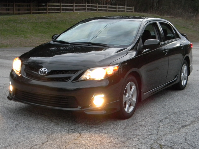 Picture of 2013 Toyota Corolla S, exterior, gallery_worthy