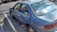 1999 Nissan Sentra Picture Gallery