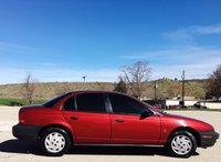1998 Saturn S-Series 4 Dr SL1 Sedan, 1998 Saturn SL 101k Detailed 3/4/2016, exterior