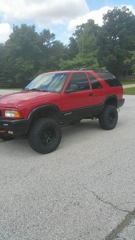 Picture of 1996 GMC Jimmy 2 Dr SL 4WD SUV
