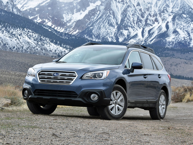 2016 Subaru Outback Test Drive Review Cargurus