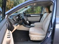 2016 Subaru Outback 2.5i Premium, interior, gallery_worthy