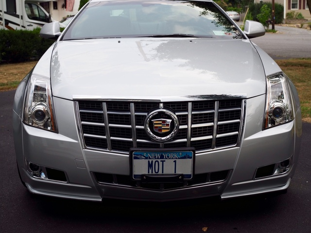 Picture of 2012 Cadillac CTS Coupe 3.6L Premium RWD, exterior, gallery_worthy