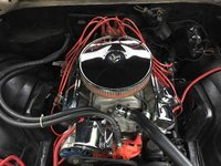 Picture of 1970 Chevrolet Malibu, engine