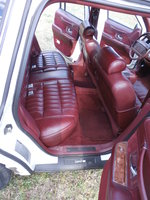 Picture of 1994 Lincoln Town Car Executive, interior