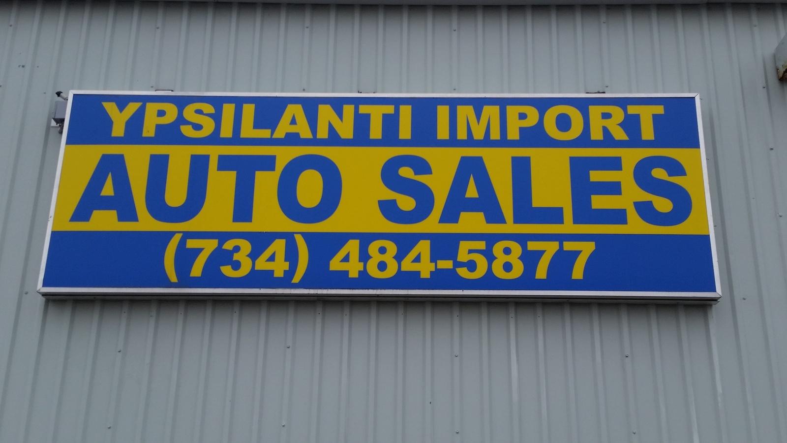 Used Car Sales Ypsilanti Mi