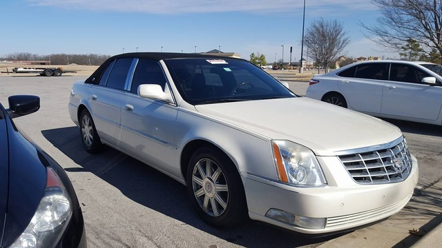 Picture of 2007 Cadillac DTS