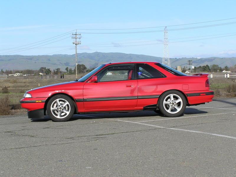 1990 Mazda MX-6 - Overview - CarGurus