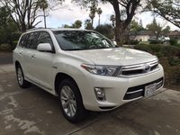 Picture of 2013 Toyota Highlander Hybrid Limited, exterior