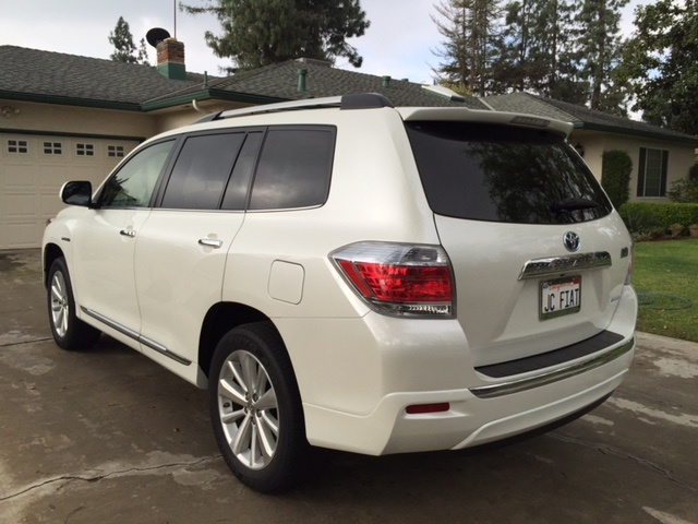 2006 Toyota Highlander Off Road >> 2013 Toyota Highlander Hybrid - Overview - Review - CarGurus