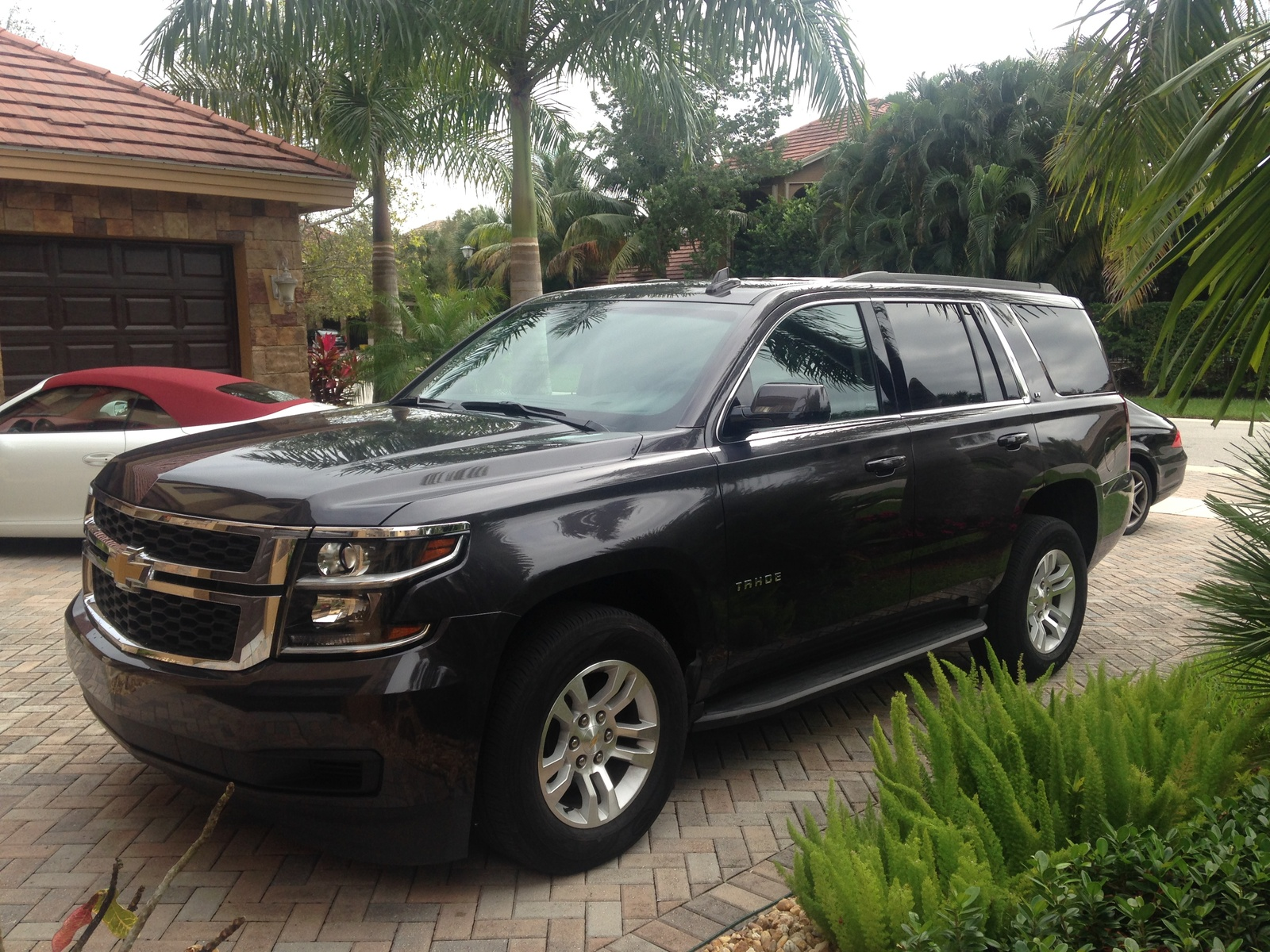 used 2015 chevy tahoe for sale on cargurs autos post. Black Bedroom Furniture Sets. Home Design Ideas