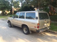 Picture of 1990 Toyota Land Cruiser 4 Dr STD 4WD SUV, exterior
