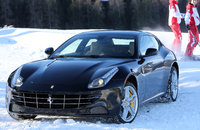 2016 Ferrari FF, Front-quarter view., exterior, manufacturer, gallery_worthy