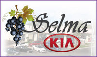 Selma Kia logo