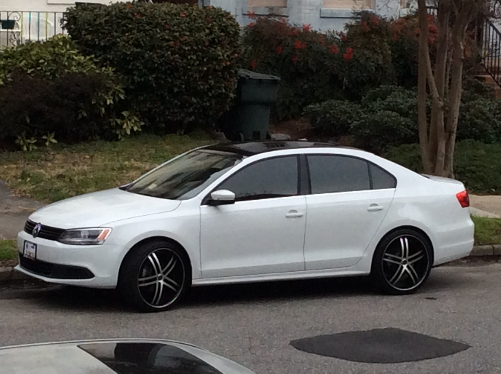 Volkswagen Jetta Questions - 2014 came with 20 should I down grade ...