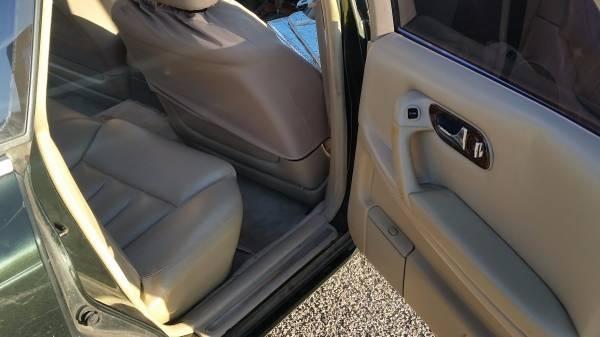 Picture of 1996 Infiniti Q45 4 Dr Touring Sedan, interior