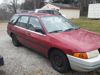 Picture of 1991 Ford Escort 4 Dr LX Wagon, exterior