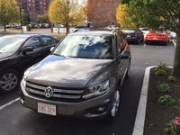 Picture of 2015 Volkswagen Tiguan SEL 4Motion, exterior