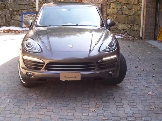 Picture of 2011 Porsche Cayenne AWD