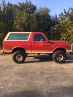Picture of 1989 Ford Bronco Eddie Bauer 4WD, exterior
