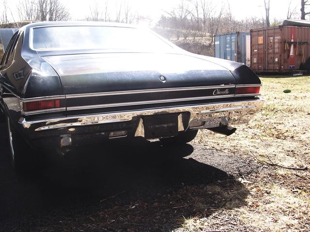 Picture of 1968 Chevrolet Malibu
