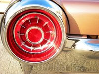1963 Ford Thunderbird Overview