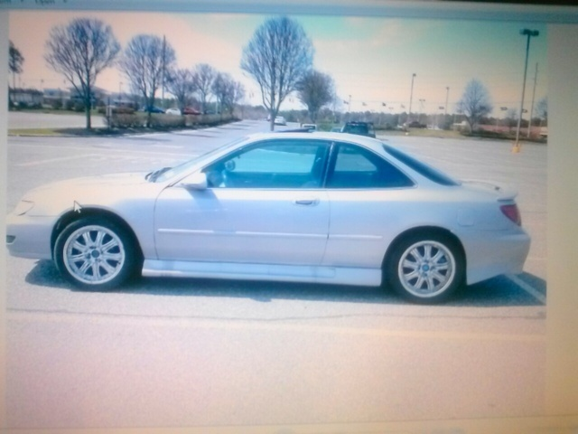 Picture of 1998 Acura CL 2.3