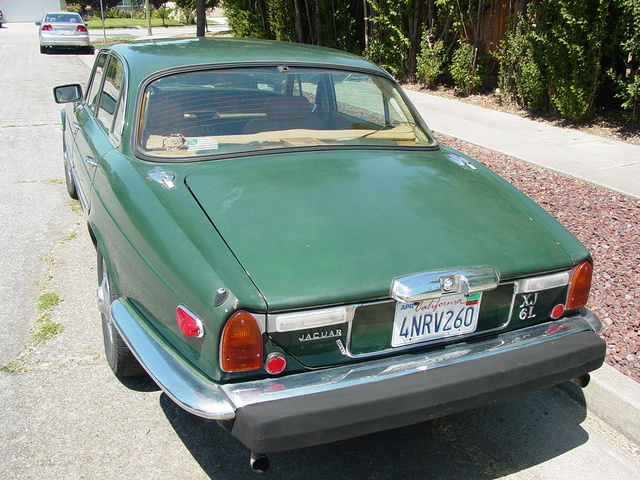 Picture of 1983 Jaguar XJ-Series XJ6 Sedan