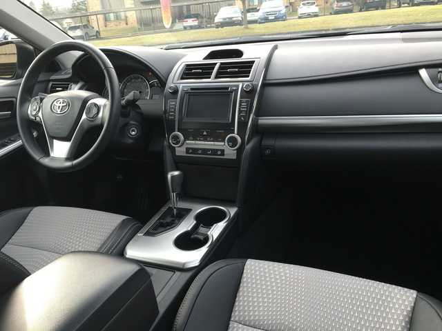 2014 Toyota Camry Se Interior Pictures To Pin On Pinterest Pinsdaddy