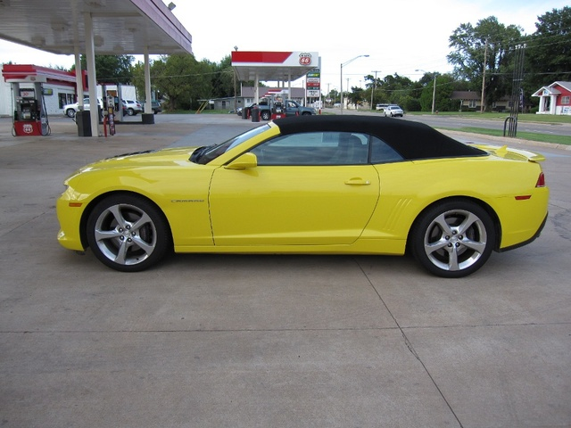 picture of 2014 chevrolet camaro 2ss convertible exterior. Cars Review. Best American Auto & Cars Review