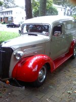 Picture of 1937 Chevrolet Panel Truck Base, exterior