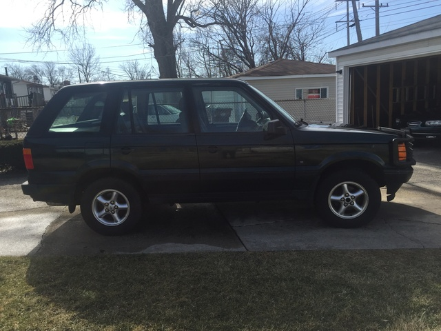 Picture of 1996 Land Rover Range Rover 4.0 SE