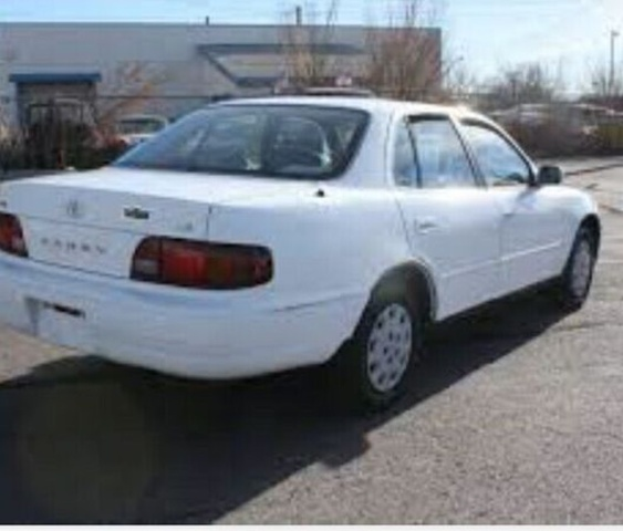 Picture of 1996 Toyota Camry DX, exterior