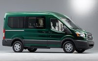 2016 Ford Transit Passenger, Profile view, exterior, manufacturer, gallery_worthy