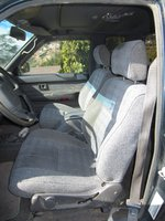Picture of 1995 Toyota Pickup 2 Dr DX V6 4WD Extended Cab SB, interior