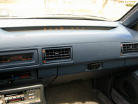 Picture of 1986 Nissan 200SX Turbo Hatchback, interior