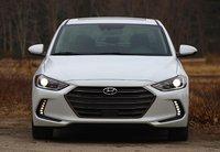 2017 Hyundai Elantra exterior, exterior