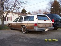1986 Oldsmobile Custom Cruiser Overview