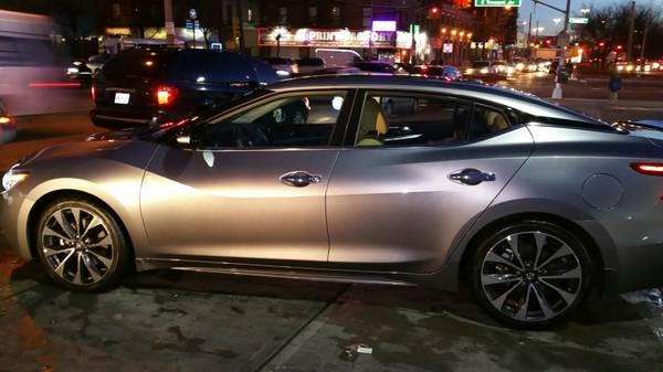 Picture of 2016 Nissan Maxima SR, exterior, gallery_worthy