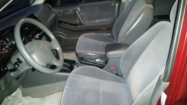 Picture of 2002 Honda Passport 4 Dr LX SUV, interior