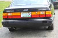 Picture of 1990 Audi 100 Sedan FWD, exterior, gallery_worthy