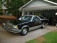 1978 Chevrolet El Camino Overview