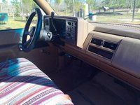 Picture of 1994 Chevrolet C/K 2500 Cheyenne Extended Cab SB 4WD, interior