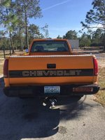 Picture of 1994 Chevrolet C/K 2500 Cheyenne Extended Cab SB 4WD, exterior