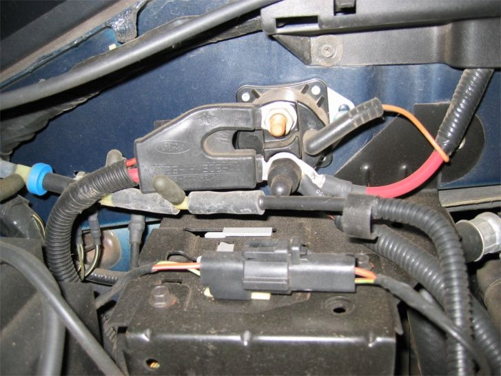 ford f 150 starter solenoid wiring diagram bookmark about wiring 1995 Ford F150 Relay Diagram
