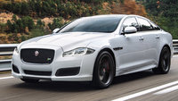 2015 Jaguar XJR, Front-quarter view, exterior, manufacturer, gallery_worthy