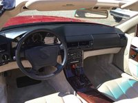 Picture of 1993 Mercedes-Benz 600-Class 600SL Convertible, interior, gallery_worthy