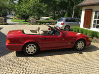 Picture of 1993 Mercedes-Benz 600-Class 600SL Convertible, exterior